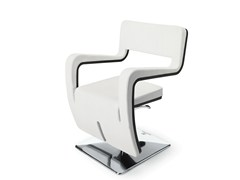 - Hairdresser chair BLACK TSU - Gamma & Bross