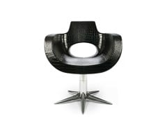 - Hairdresser chair AUREOLE PARROT - Gamma & Bross