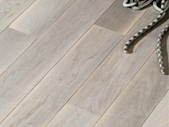 - Prefinished maple parquet ACERO CANADESE GRIGIO STELLA ALPINA - CADORIN GROUP