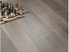 - Prefinished brushed cherry wood parquet CILIEGIO D'OTTOCENTO CORTECCIA - CADORIN GROUP