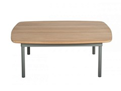 - Low teak garden side table CHELSEA | Coffee table - Tectona