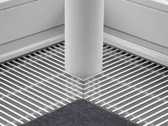 Ventilconvettore a pavimento CARISMA FLOOR CCP-ECM - SABIANA