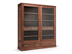 - Wooden display cabinet COLONIA 2007 - Riva 1920