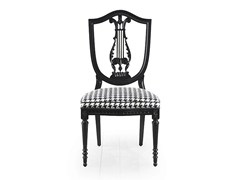 - Open back chair CITRUS | Upholstered chair - MARIONI