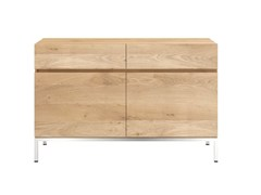 - Oak sideboard with drawers OAK LIGNA | Sideboard - Ethnicraft