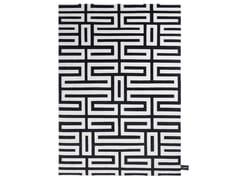 - Tappeto rettangolare a motivi geometrici MAZE - cc-tapis ®
