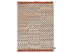 - Rectangular rug OLDIE DAMIER - cc-tapis ®