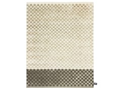 - Rectangular rug with geometric shapes DIPPED DAMIER - cc-tapis ®