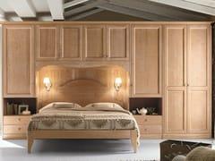 Camera da letto in legno in stile countryEVERY DAY NIGHT   Composizione 06 - CALLESELLA ARREDAMENTI S.R.L.