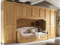 Camera da letto in legno in stile countryEVERY DAY NIGHT   Composizione 07 - CALLESELLA ARREDAMENTI S.R.L.