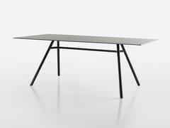 - Rectangular table MART | Rectangular table - Plank