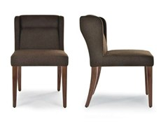 - Upholstered fabric easy chair NEOCLASSIC | Easy chair - Riccardo Rivoli Design