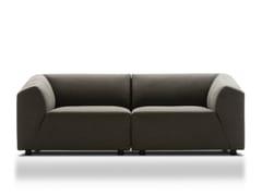 - 2 seater fabric sofa THEA | Sofa - MDF Italia