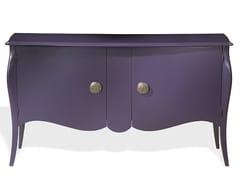 - Wooden sideboard with doors FES   Sideboard with doors - MARIONI