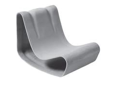 - Cement garden armchair GUHL | Garden armchair - SWISSPEARL Italia