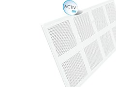 - Gypsum ceiling tiles Gyptone Big Activ'Air® Sixto 63 - Saint-Gobain Gyproc
