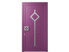 - Aluminium door panel QUADRA/XD - ROYAL PAT