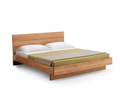 - Wooden double bed NATURA 3 | Double bed - Riva 1920