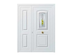 - Glass and aluminium armoured door panel ERMES/K1+KLIO/KS - ROYAL PAT