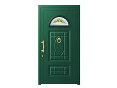 - Glass and aluminium armoured door panel GEMMA/K1 - ROYAL PAT