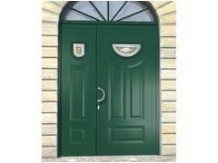 - Glass and aluminium door panel MINERVA/KS1+MINERVA/K1 - ROYAL PAT