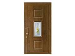 - Glass and aluminium armoured door panel MIRANDA/KB1 - ROYAL PAT