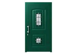 - Glass and aluminium armoured door panel POLARIS/K2 - ROYAL PAT