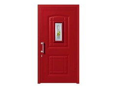 - Glass and aluminium armoured door panel POLARIS/K1 - ROYAL PAT