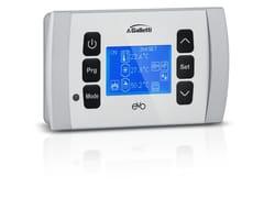 Sistema di controllo per impianto di climatizzazioneEVOSYSTEM - GALLETTI