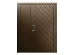 - Aluminium armoured door panel SPIGA/KMS+SPIGA/KM - ROYAL PAT