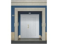 - Aluminium armoured door panel SPIGA/KAS+SPIGA/KE - ROYAL PAT
