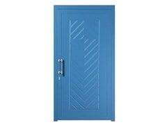 - Aluminium armoured door panel SPIGA/KD - ROYAL PAT