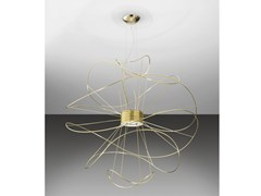 - LED pendant lamp HOOPS   Metal pendant lamp - AXO LIGHT