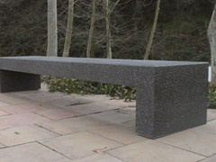 - Backless Bench PAUSE SIDE - PAVESMAC