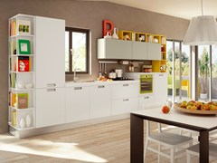 - Lacquered fitted kitchen SWING | Kitchen - Cucine Lube