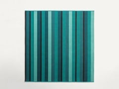 - Square striped outdoor rugs RAY | Striped rug - Paola Lenti