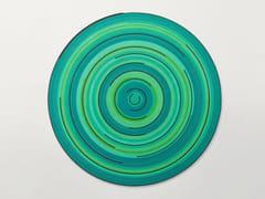 - Round outdoor rugs ZOE REV - Paola Lenti