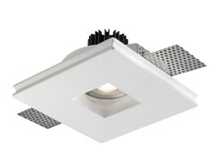 - LED ceiling recessed spotlight BASIC SQUARE - Buzzi & Buzzi