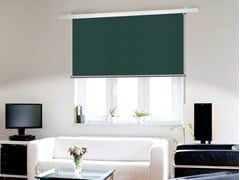 - Fabric roller blind LAYLIGHT® LINEO DRITTO - RESSTENDE