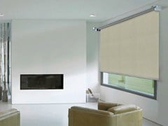 - Fabric roller blind LAYLIGHT® LINEO TONDO - RESSTENDE