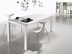 - Rectangular dining table SLIM | Rectangular table - CIACCI