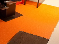 - Self-adhesive synthetic material flooring ATTRACTION® - GERFLOR