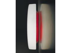 Lampada da parete in vetroDRUM | Lampada da parete - AILATI LIGHTS BY ZAFFERANO
