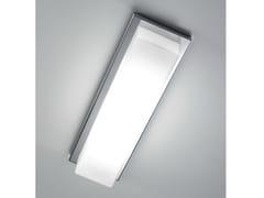 Lampada da soffitto in vetroSTAND METAL | Lampada da soffitto - AILATI LIGHTS BY ZAFFERANO