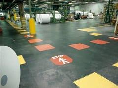- Synthetic material industrial flooring GTI - GERFLOR