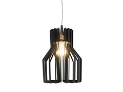 - Direct-indirect light plate pendant lamp BURLESQUE | Plate pendant lamp - Colico