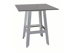 - Stainless steel contract table MARTINO-4 - Vela Arredamenti