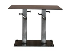 - Steel contract table FRANKIE-84-2 - Vela Arredamenti