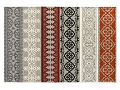 - Patterned rectangular rug NADIRA - Calligaris