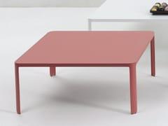 - Low steel coffee table MINNY   Coffee table - iCarraro italian makers